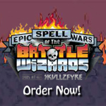 Epic Spell Wars Battle Wizards Rectangle Ad